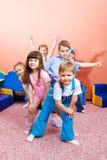 Kinder Lizenzfreies Stockbild