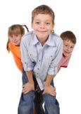 Kinder Stockbild