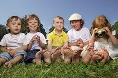 Kinder Lizenzfreie Stockfotografie