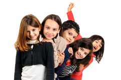 Kinder!!! Stockbild
