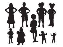 Kinder Lizenzfreies Stockfoto