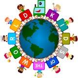 Kinder der Welt Lizenzfreie Stockfotos