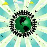 Kinder der Welt stock abbildung