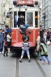 Kinder, die Spaß haben Lizenzfreie Stockfotografie