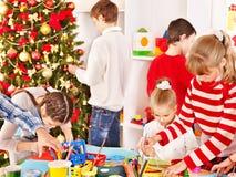 Kinder im Kindergarten. lizenzfreie stockfotografie