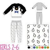 Kinder-Kleidungssätze Lizenzfreie Stockbilder