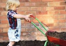 Kinder-Nachkommenschafts-Adoleszenz-Kind-Acitivity-Konzept Lizenzfreies Stockbild