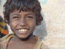 Kinder in Rishikesh Lizenzfreies Stockbild