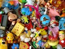 Kinderachtige geplaatste widgets Royalty-vrije Stock Fotografie