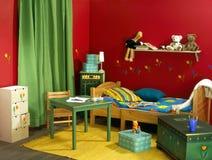 Kinderachtige ruimte Royalty-vrije Stock Afbeeldingen
