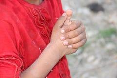 Kinderarbeid Royalty-vrije Stock Foto