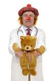 Kinderarzt lizenzfreies stockfoto