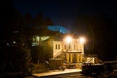 Kinderbahnhof Lizenzfreie Stockfotografie