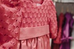Kinderbekleidungsgeschäft Lizenzfreies Stockfoto