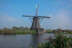 Kinderdijk στοκ φωτογραφία με δικαίωμα ελεύθερης χρήσης