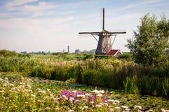 Kinderdijk Foto de archivo
