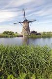 Kinderdijk стоковые изображения rf