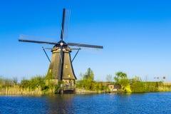 Kinderdijk, holandie Zdjęcia Stock