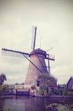 Kinderdijk, Holland Stock Photos