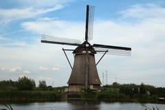 Kinderdijk, the Netherlands Stock Photos