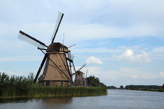 Kinderdijk, the Netherlands Stock Image