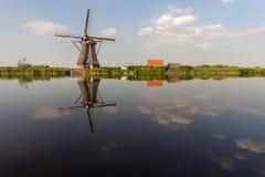 Kinderdijk Royalty Free Stock Photo