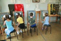 Kinderen Stock Afbeelding