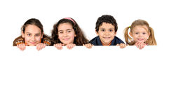 Kinderen Royalty-vrije Stock Afbeeldingen