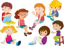 Kinderen Royalty-vrije Stock Afbeelding