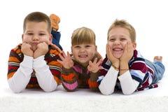 Kinderen Royalty-vrije Stock Foto