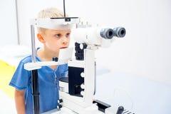 Kinderen medische kliniek Stock Foto