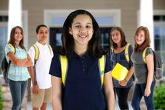 Kinderen op School stock fotografie