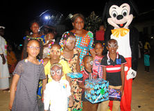 Kinderen` s Dag, een succes Royalty-vrije Stock Foto's