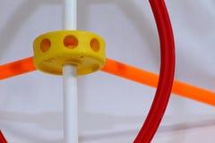 Kinderen ` s Toy Creation Left stock fotografie