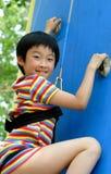 kinderen spelen Stock Fotografie