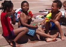 Kinderfeier-Kanada-Tag Lizenzfreie Stockbilder