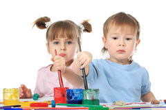 Kindergarden Royalty Free Stock Photography