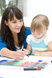 Kindergarten Royalty Free Stock Images