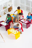 Kindergarten Stock Image