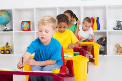 Kindergarten Stock Photos