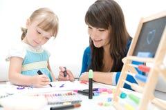 Kindergarten Lizenzfreies Stockfoto