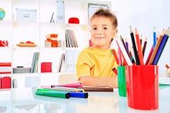Kindergarten Stock Image