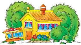 Kindergarten royalty free illustration