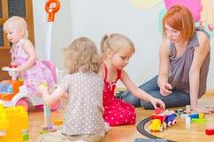 kindergarten imagen de archivo libre de regalías