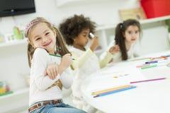 kindergarten Imágenes de archivo libres de regalías