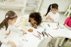 kindergarten Fotografía de archivo libre de regalías
