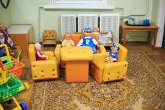 kindergarten stockfotos