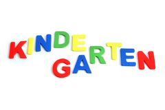 Kindergarten Stock Images