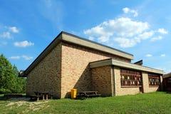 Kindergarten building Stock Photo
