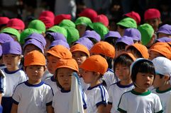 Kindergarten bunt Lizenzfreie Stockbilder